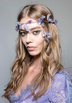 За кулисами показа Atelier Versace