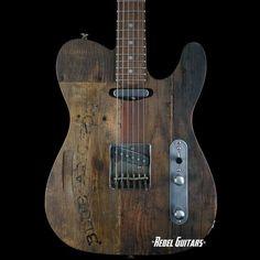 I'm in love!!!! Rebel Guitars