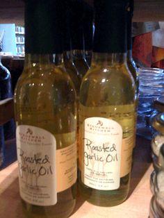Roasted Garlic Oil | watsonkennedy.com