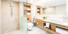 King Suite Bathroom at Rydges South Bank Brisbane. Penthouses, Brisbane, Bathtub, King, Bathroom, Mulches, Standing Bath, Washroom, Bathtubs