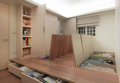 Ingenious Storage Options That Will Change Your Life.  Several ideas here.
