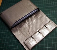 Thought of Andrew! Duct tape DS Lite Case @Nicole Hansen