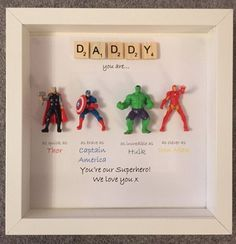 Gift From Baby To Dad Birthday For 9 Diy – RocketStorm Birthdays birthday gifts for dad Kids Crafts, Craft Projects, Art Crafts, Kids Diy, Craft Ideas, Daddy Day, Daddy Gifts, Husband Gifts, Fathers Day Ideas For Husband