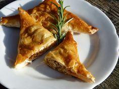 Recepty pro radost: Když přijde návštěva: Pirohy plněné kuřecím masem