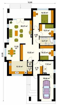 Aster 2 projekt domu