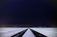 Ice Road ♦ Kuopio, Eastern Finland, Finland | by Antti-Jussi...