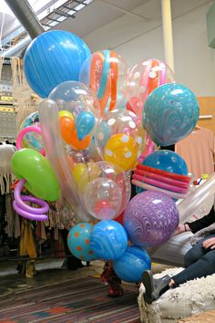 Balloon Specialties offers balloon bouquets, balloon columns, balloon arches and more in custom modern balloon art designs for any occasion. Balloon Bouquet Delivery, Balloon Delivery, Balloon Columns, Balloon Arch, Balloon Ideas, Giant Balloons, Helium Balloons, Birthday Balloon Decorations, Birthday Balloons