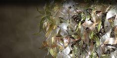 #Nastro Collection #murano #glass #chandelier #design #handmade