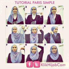 Heejab simple