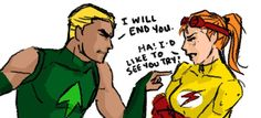 I Will End You by queensarwa. cutest couple
