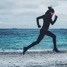 plage cadre parfait running course