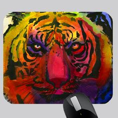 Tiger Tiger by Galen Hazelhofer Abstract Pattern, Abstract Art, Tiger Painting, Pet Portraits, Life Is Beautiful, Painting Inspiration, Photo Art, Art For Kids, Lion Sculpture