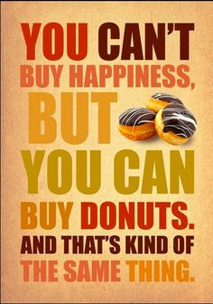 Donut Quotations | Happiness - Quotes Photo (31056420) - Fanpop fanclubs