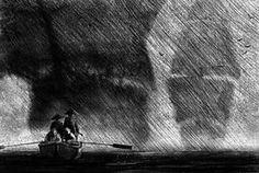 BBC One - Jonathan Strange & Mr Norrell - Creating the rain ships sequence