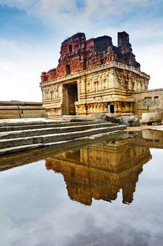 Krishna Temple, Karnataka, India