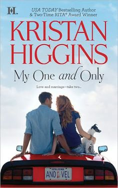 Charlotte's Web of Books: (40)My One and Only by Kristan Higgins