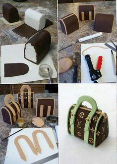 mini handbag toppers