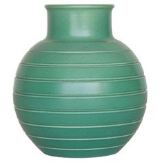 Vase by Keith Murray | A Wonderful Example of Keith Murrays's Design
