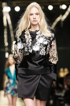 Blumarine Ready To Wear Collection Fall Winter 2014 Milan