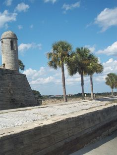 St. Augustine :) fav place in florida