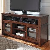"30"" H x 60"" W x 20"" D Found it at Wayfair - Harpan TV Stand"