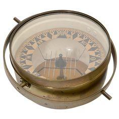 German Dry Compass, c. 1840