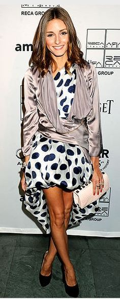 Olivia Palermo  attends the 2nd Annual amfAR Inspiration Gala in NYCㅣ June, 2011