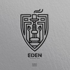 Logo Design | EDEN Hookah Bar | Coming to the City of Atlanta soon…