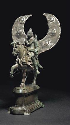 A Roman Bronze Group of Mithras-Sabazios, ca. Ancient Aliens, Ancient Rome, Ancient History, Roman Artifacts, Ancient Artifacts, Bonnet Phrygien, Art Romain, Statues, Roman Gods