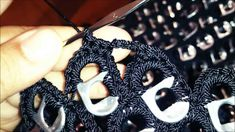 Como hacer bolsa de Anillas Inclinadas