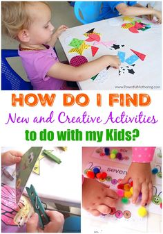 You want to do an activity with your toddler / preschooler but really don't know where to look or what to look for. I break down a good guide to follow.