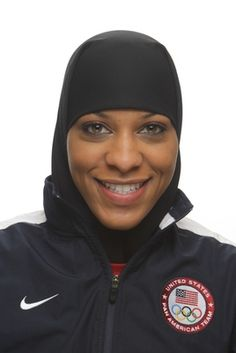 Ibtihaj Muhammad (Maplewood, N.J.) was honored by the Muslim Women's Sports Foundation when she was named International Sportswoman of the Year. Muhammad won bronze in the team event at both the 2011 and 2012 World Championships and is training to possibly become the first U.S. woman ever to compete at the Olympic Games in a hijab.