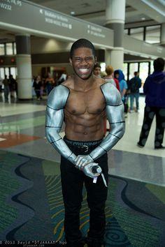 Jax Briggs (Bodypaint) MegaCon 2013 - Saturday - Cosplay Photos from David DTJAAAAM Ngo