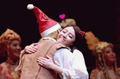 """""""The Three Musketeers"""" Musical withSungmin  Credit:goldie0415 우리는 하나~!@_iamgoldie"""