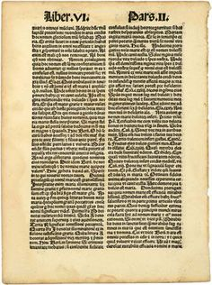Books printed during the earliest period of typography—i.e., from the invention of the art of typographic printing in Europe in the 1450s to the end of the 15th century (i.e.,...