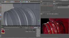 Arnold for Cinema 4D: Curvature Map