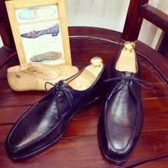 KOKON Ambiorix「Dominique」 インディカーフ #gloucesterroad #kokon #ambiorix #shoes