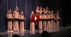 What a Choir of Silent Monks Does Will Make You Laugh - Music Video THIS IS A MUST SEE!!!!