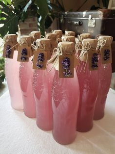Levendulaszörp No Salt Recipes, Cooking Recipes, Lavender Lemonade, Winter Food, No Bake Cake, Alcoholic Drinks, Food And Drink, Yummy Food, Sweets