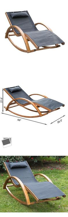 Lounges 79684: Best Choice Products Outdoor Chaise Lounge Chair W Cushion  Pool Patio Furniture  U003e BUY IT NOW ONLY: $139.94 On EBay!