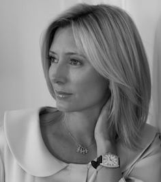Marie-Chantal Miller, Crown Princess of Greece, because of her elegance, style and sense for business