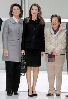 La Princesa de Asturias, comprometida en el Día Mundial contra el Cáncer #realeza #royals #royalty #princess #casareal #spain