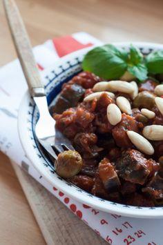 Caponata - Kuchnia Agaty - najsmaczniejszy blog kulinarny!
