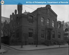 PhillyHistory.org - Library Company of Philadelphia Building