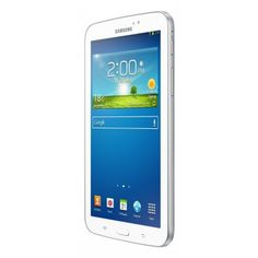 #Samsung #Galaxy #Tab 3 SM-T211 #Tablet with Bluetooth Headset (7-inch, 8GB, WiFi, 3G, Voice Calling), White - Slimmer for a Comfortable Fit in the Hand You will feel secure when grasping the GALAXY Tab 3 in your palm.