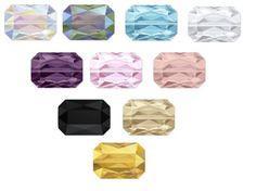 Vous les attendiez, voici donc les perles taille émeraude en cristal taillé - référence Swarovski 5515 en 18 ou 14mm. A partir de 0,95€ >>> http://www.perlesandco.com/Perles_5515_Taille_Emeraude-c-24_997_3160.html