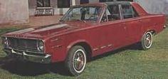 Valiant IV coronado 1966