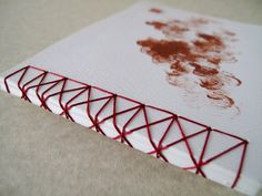 Stab binding by Walter Chen