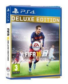 PS4 FIFA 16 Messi