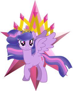 Super Powered Princess Twilight Sparkle by TheShadowStone.deviantart.com on @deviantART
